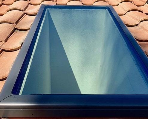 Velux 2x4 skylight service