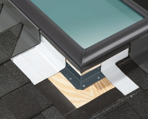 Curb Mounted Skylight Image