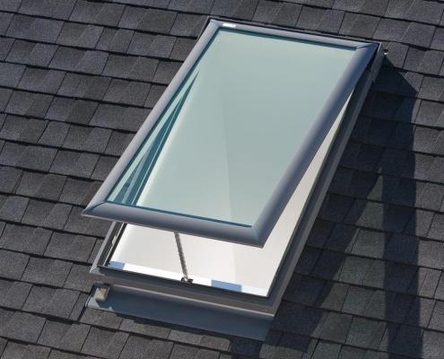 Solar Venting Velux 2x4