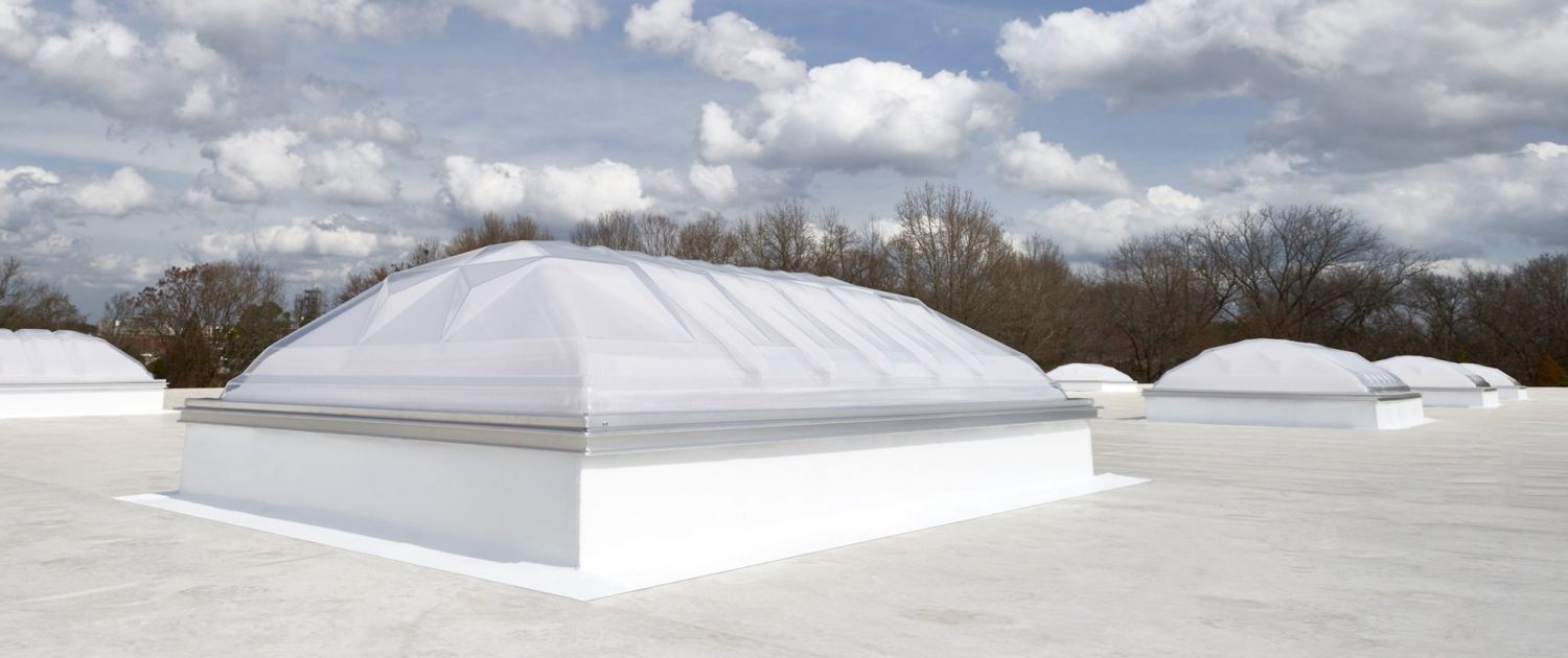Dynamic Velux Domes Commercial